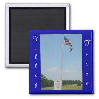 Valley Forge (blue) Magnet