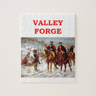 valley forge jigsaw puzzle