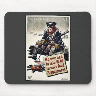 Valley Forge Mouse Pad