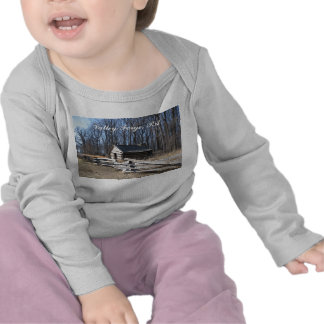 Valley Forge, PA baby long-sleeve shirt