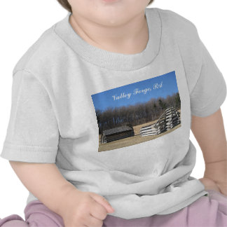 Valley Forge, PA baby t-shirt