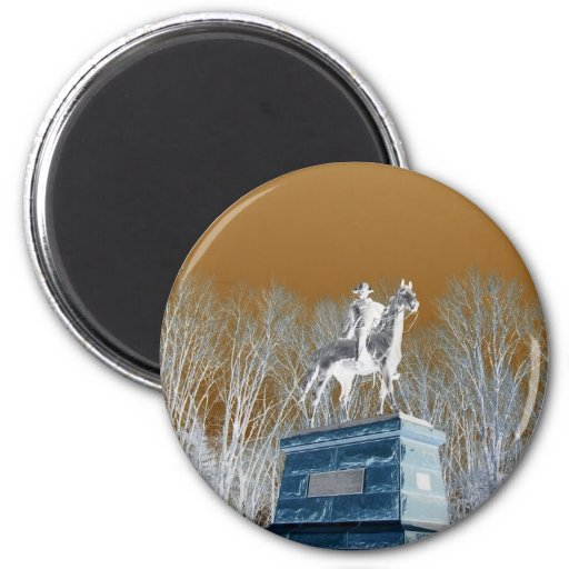 Valley Forge, Pa (Modified Colors) Magnet