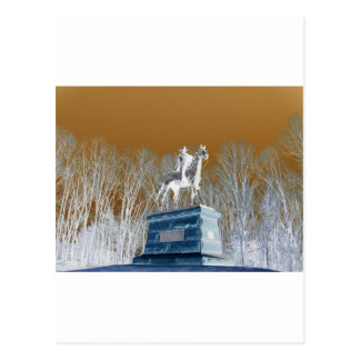 Valley Forge, Pa (Modified Colors) Postcard