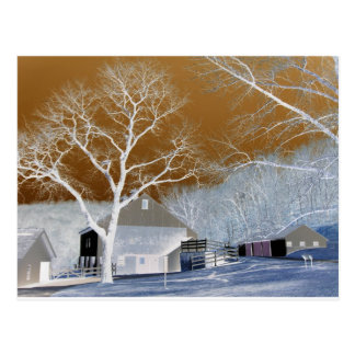 Valley Forge Pa Modified Colors Post Card