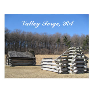 Valley Forge PA Postcard