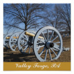 Valley Forge, PA Poster