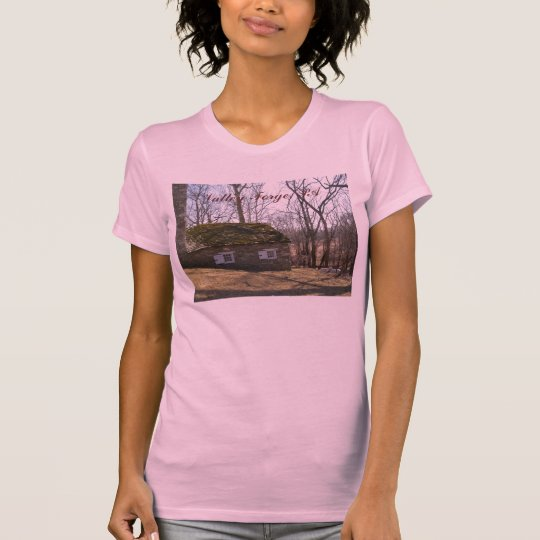 Valley Forge, PA Womens T-Shirt