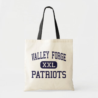 Valley Forge - Patriots - High - Parma Heights Budget Tote Bag