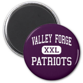 Valley Forge - Patriots - High - Parma Heights 2 Inch Round Magnet