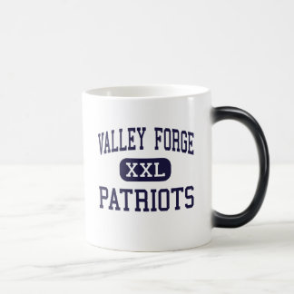 Valley Forge - Patriots - High - Parma Heights 11 Oz Magic Heat Color-Changing Coffee Mug