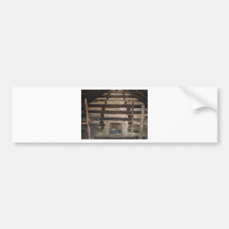 Valley Forge, Pennsylvania. Soldiers Cabin. Bumper Stickers