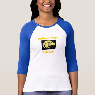 Valley Forge, Softball T-Shirt