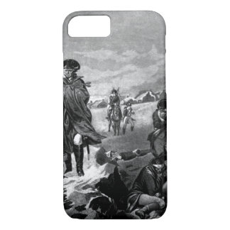 Valley Forge - Washington & Lafayette_War Image iPhone 7 Case