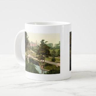 Valley Gardens I Harrogate Yorkshire England Jumbo Mug