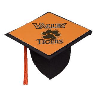 Valley High School WDM, Ia Graduation Tigers Graduation Cap Topper