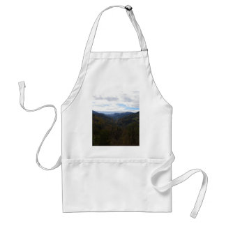 Valley In Calabria Adult Apron