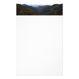 Valley In Calabria Stationery