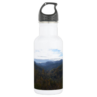 Valley In Calabria Water Bottle