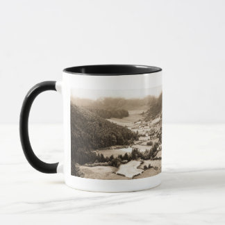 Valley in the Azores Mug