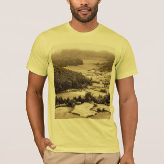 Valley in the Azores T-Shirt