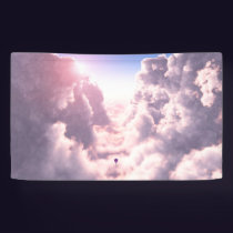 Valley in the Clouds Banner