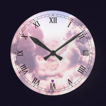 Valley in the Clouds Clock
