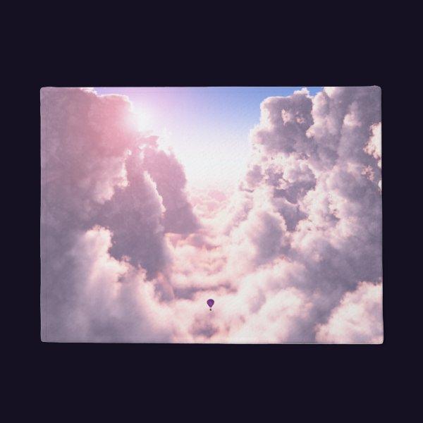 Valley in the Clouds Doormat