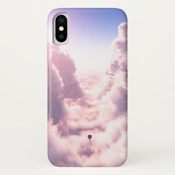 Valley in the Clouds iPhone Case-Mate