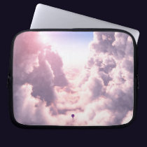 Valley in the Clouds Laptop Sleeve