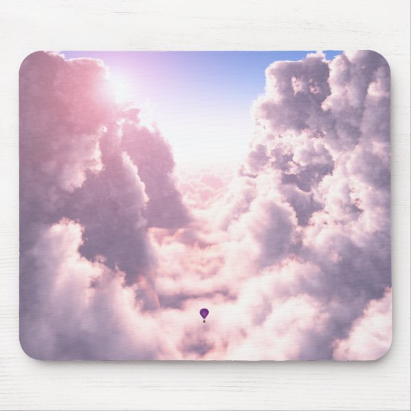 Valley in the Clouds Mousepad