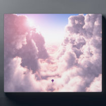 Valley in the Clouds Photo Plaque