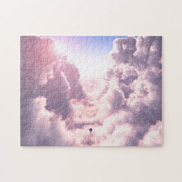 Valley in the Clouds Puzzle