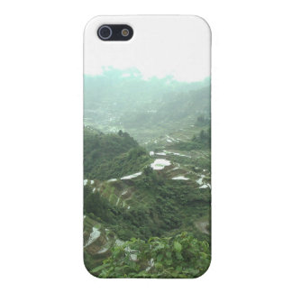 Valley in the Philippines iPhone 5/5S Covers