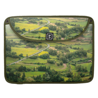 Valley landscape sleeves for MacBook pro