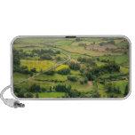 Valley landscape notebook speaker