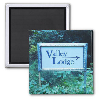 Valley Lodge Magnet