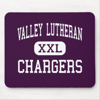 Valley Lutheran - Chargers - High - Saginaw Mouse Pads