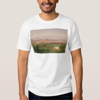 Valley near Los Angeles, California (0704A) T Shirt