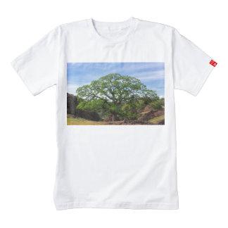 Valley Oak Tree Zazzle HEART T-Shirt