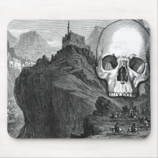 Valley of Death Mouse Pad