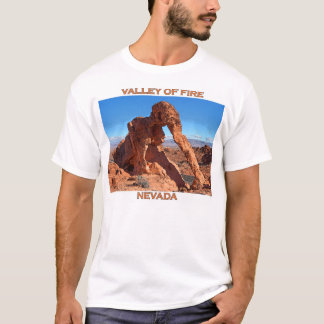 Valley of Fire - Elephant Rock T-Shirt