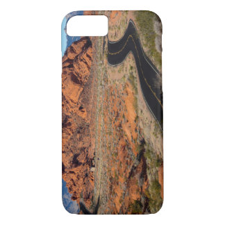 Valley of Fire iPhone 8/7 Case