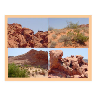Valley of Fire Multi-Postcard
