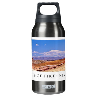 Valley of Fire Nevada Insulated Water Bottle