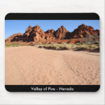Valley of Fire - Nevada Mousepads