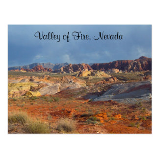 Valley of Fire, Nevada Postcards