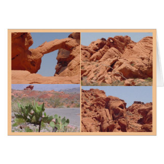 Valley of Fire Picture Postcard