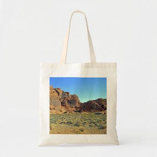 Valley Of Fire Rock Formations Bag