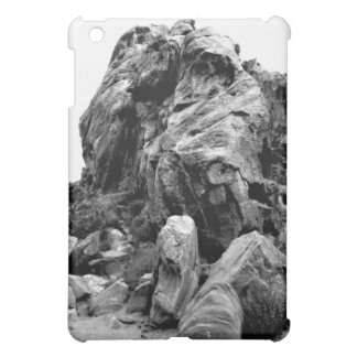 Valley of Fire Rock Pile Photograph iPad Case