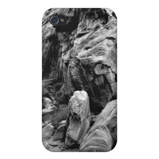 Valley of Fire Rock Pile Photograph iPhone 4G Case Covers For iPhone 4